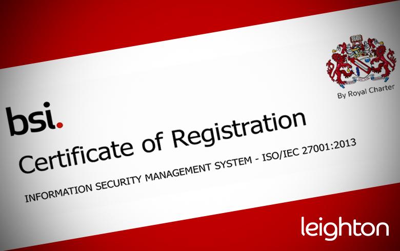 ISO 27001 Success